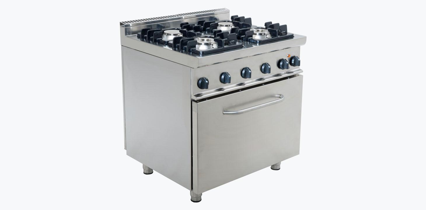 Gas Cooking Range-0
