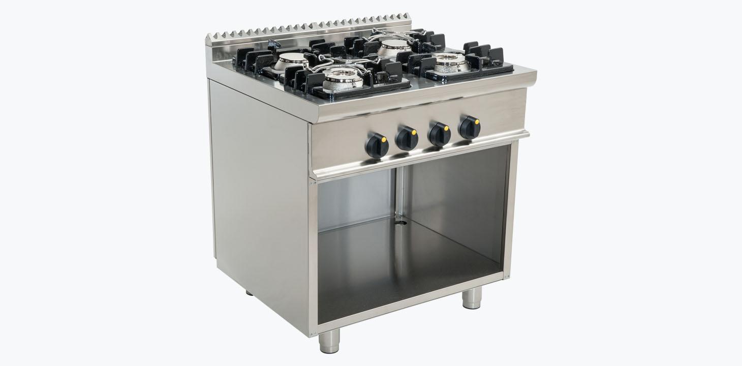 Gas Cooking Range-1