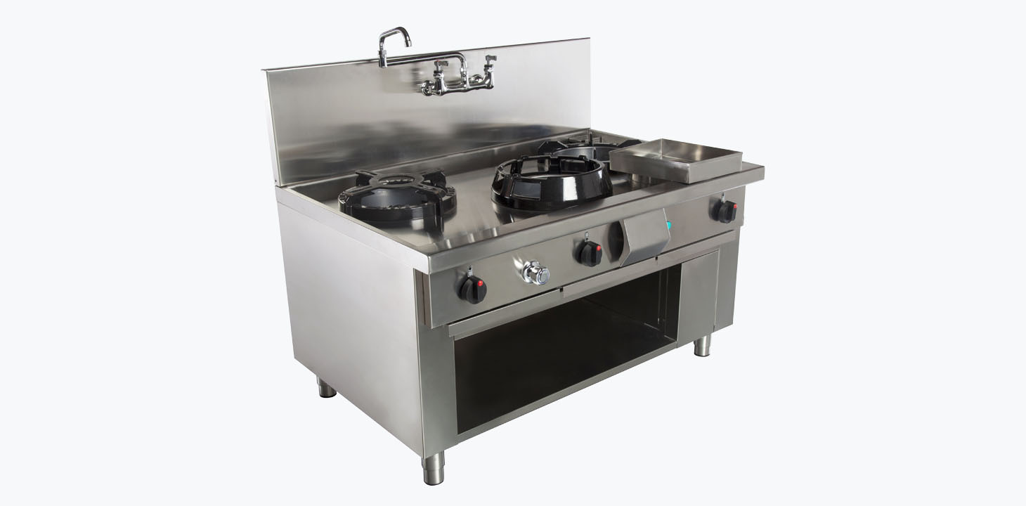Chinese Cooking Range-0